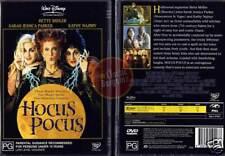 HOCUS POCUS Bette Midler Sarah Jessica Parker NEW DVD (Region 4 Australia)