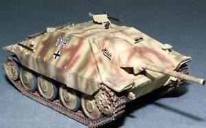 Panzerstahl Hetzer Early Hilde April 1945 Cz Finshed Model 1:72 New Boxed Tank