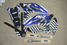 FLU DESIGNS  PRO TEAM SERIES GRAPHICS YAMAHA YZ250F YZF250 2010  2011 2012 2013