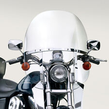HARLEY XL883 / XL1200 SPORTSTER 1988-2010 NC SWITCHBLADE 2-UP WINDSHIELD N21117