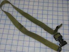 "1"" nylon webbing strap lashing tip 2 tip measures 31"" long w/ aligator clip"