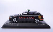 Audi RS 6 Avant Safety Car 24h Le Mans 2009 Minichamps 1/43 #400017290