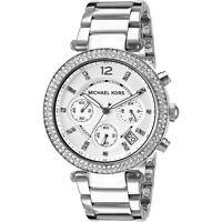 Orologio da donna MICHAEL KORS Collezione Parker MK5353 acciaio Watch Uhr Montre