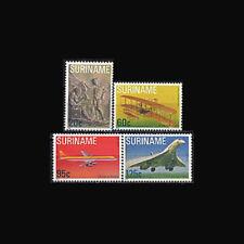 SURINAM, Sc #516-19, MNH, 1978, Aviation, Wright Brothers, Cpl set, 1SID