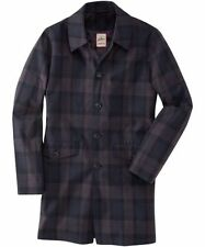 Men's Cotton Other Button Collared Coats & Jackets