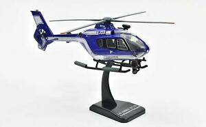Model Helicopter EC-135 Police National to the / Of 1/43 EC135