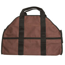 Log Carrier, Firewood Carry Bag, Fire Wood Canvas Style Log Tote, Log Lugger