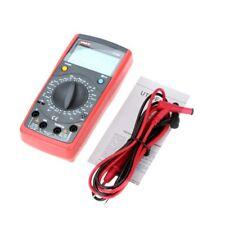 UNI-T UT39E 19999 Count DMM Digital Multimeter AC DC Volt Amp Ohm Cap Tester New