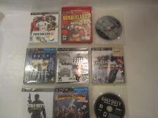 Playstation 3 Game Lot (Final Fantasy/Dark Souls/Agarest War/Tales) PS3