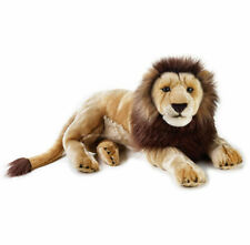 Lion Plush Toy HUGE 65cm/ 26 ins National Geographic