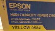Epson C13S050554 / 0554 Toner jaune