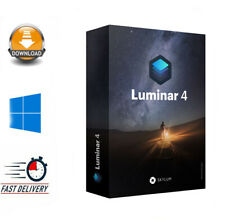 Luminar 4.2 ✔️Multilingual✔️Full Version✔️5 PC✔️LifeTime✔️Windows✔️