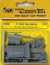 CMK 1/32 F-104G Starfighter Gun Bay set for Hasegawa # 5058