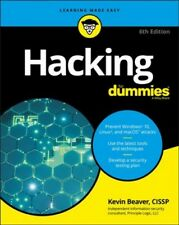 Hacking for Dummies, Paperback by Beaver, Kevin, Like New Used, Free shipping...