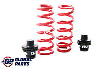 BMW 1 Series E87 Raceland Rear Left Right N/O/S Coil Spring Set