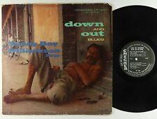 Sonny Boy Williamson - Down And Out Blues LP - Checker Black Label Mono DG