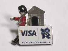 London 2012 Olympic Pin Summer Olympics Guard