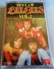Bee Gees Best of Cassette Made in Australia 3216005