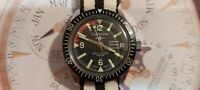 OROLOGIO SUB LUCERNE 5 ATM. TESTED SWISS DATE DIVER WATCH REF 50056 VERY RARE !!