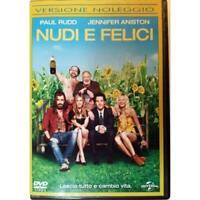 Nudi E Felici - DVD Ex-NoleggioO_ND004023