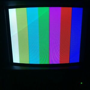 "Sony PVM-9045QM 9"" Pro RGB CRT Monitor"