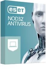 ESET NOD32 Antivirus 2020 1 PC - 1 Jahr digitale Download Lizenz ESD / Windows