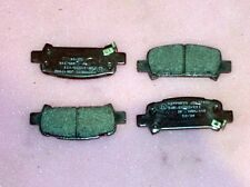 Rear Brake pads for Subaru Impreza, Legacy, Outback Forester 4 pad set 1997-2003