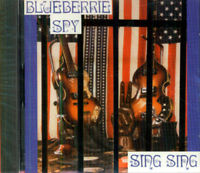 Sing Sing by Blueberry Spy (CD, Apr-1995, Shimmy Disc) New Sealed Ships 1st Clas