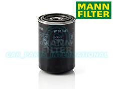 MANN HUMMEL OE Qualität Ersatzteil Motoröl Filter W 818/81