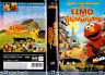 """VHS - """" Die Abenteuer von ELMO im Grummelland """" (1999)"""