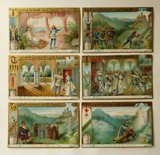 Liebig-Serie 341/486 Tannhäuser (Oper)