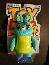 "Toy Story 4 Bunny Posable Figure 9"" Tall Disney Pixar Blue"