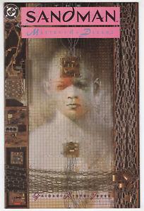 Sandman #5 Near Mint Minus 9.2 Neil Gaiman Sam Keith Art 1989