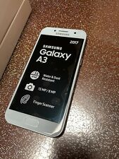 SMARTPHONE SAMSUNG GALAXY A3 2017 BLUE MIST 16GB 4.7 POLLICI