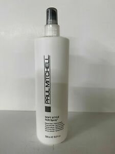 2 x Paul Mitchell Soft Style sculpting Spray Gel 16.9OZ FREE SHIPPING