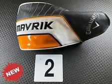 New! Callaway Mavrik Driver Head Cover! Super Nice! Fast Shipping!!