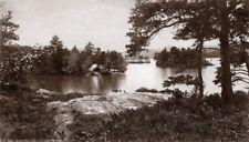 A Print of Seneca Ray Stoddard's Among The Islands of Lake George