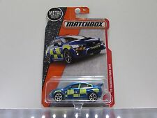 2015 Subaru WRX STI Matchbox 1:64 Scale Diecast Car *UNOPENED*