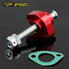 Manual Cam Timing Chain Tensioner FOR HONDA  06-11 TRX 680 Rincon RED TOP