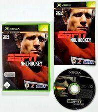 © Microsoft Xbox ESPN NHL ™ Hockey DT. Neuf dans sa boîte SEGA/HOCKEY SUR GLACE/Multi Lecteur/Sport