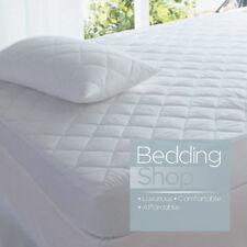 Waterproof Fitted Mattress Protector Quilted Noiseless Quick Dry- SuperKing Size