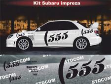 Subaru impreza wrx stx - Kit Collin McRae décoration adhésif Autocollant