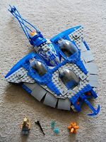LEGO Star Wars - Rare - Gungan Sub 9499 w/ Jar Jar Binks (no other minifigs)