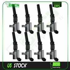 Ignition Coils Preminum New Pack of 8 fits Ford Crown Victoria E-150 FD503