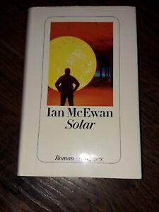 Solar ein Roman von Ian McEwan (Gebundene Ausgabe)