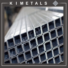 Mild Steel Box Section,1m - 3m - other sizes and lengths available | 25mm - 70mm