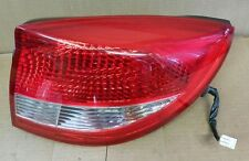 03 04 05 KIA RIO RH TAIL LIGHT USED OEM SEDAN