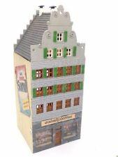 Haus mit SCHALLPLATTEN Geschäft Spur H0 D0565