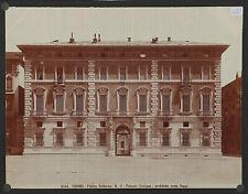 100-ALBUMINA <ITALIA_TORINO> Piazza Solferino, N. II-Palazzo Ceriana; architetto