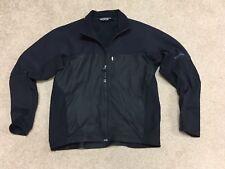 Marmot Soft shell Zip-Up Two Tone Black Jacket Outerwear L Large Men's